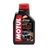 MOTUL ATV-SXS POWER 4T 10W50 - 1 литр